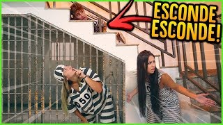 Video ESCONDE-ESCONDE YOUTUBERS PRESOS!! [ REZENDE EVIL ] MP3, 3GP, MP4, WEBM, AVI, FLV Desember 2018