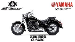 1. YAMAHA / V-STAR XVS650A CLASSIC TESTRIDE/REVIEW