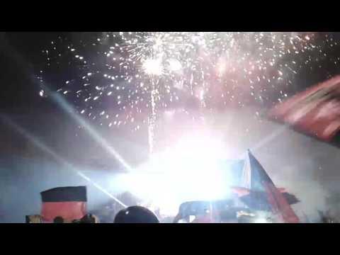 El parrandero (versión sabalera)-Los Palmeras 112 años C.A. COLÓN (05/05/2017) - Los de Siempre - Colón