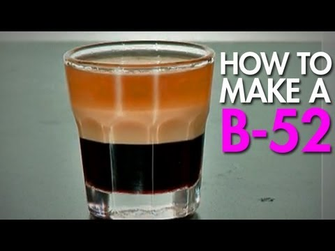 How To - Make The B-52 Shooter