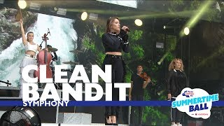Video Clean Bandit - 'Symphony' (Live At Capital's Summertime Ball 2017) MP3, 3GP, MP4, WEBM, AVI, FLV Januari 2018