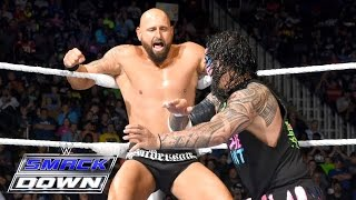 Nonton The Usos Vs  Luke Gallows   Karl Anderson  Smackdown  May 5  2016 Film Subtitle Indonesia Streaming Movie Download