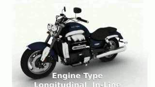 1. cherirada - 2013 Triumph Rocket III Roadster Features & Specification
