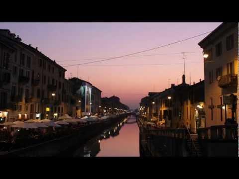 Da Sempione a Cadorna in time lapse