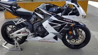 1. HONDA CBR600RR 2016 ABS