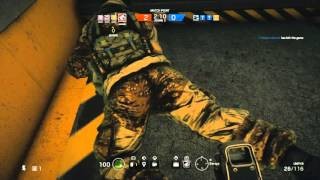 I bug della patch 2.0 di Rainbow Six: Siege