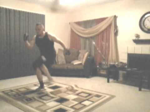 P90x warm up exercise full 11:00