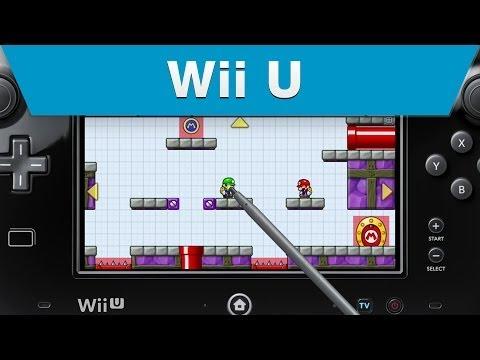 Mario vs. Donkey Kong Wii U