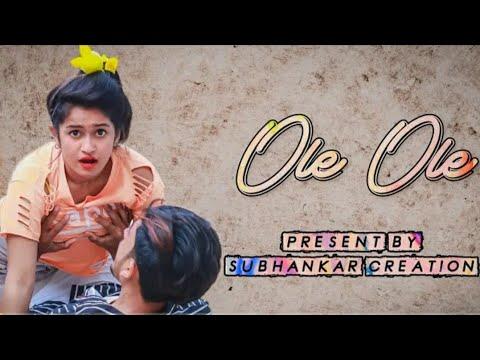 Ole Ole - New Version l Jawaani Jaaneman l Jab Bhi koi Ladki Dekhu l Cute love story l Subhankar