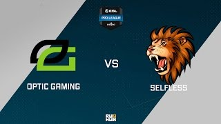 OpTic vs Selfless, game 1