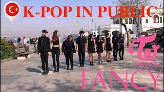 [K-POP IN PUBLIC CHALLENGE] TWICE - FANCY Cover by TEAMWSTW from Turkey