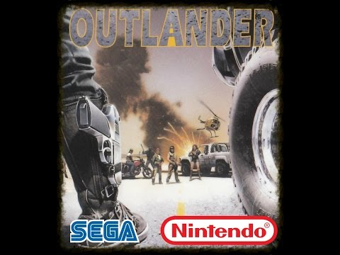 Outlander Super Nintendo