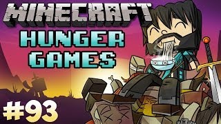 Minecraft : Hunger Games - Game 93 - Lessons From Ginger Claus!