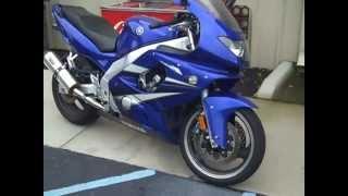 7. 2007 Yamaha YZF 600 Final Sale