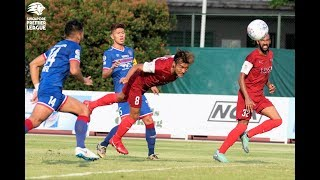 Video 2018 Singapore Premier League: Home United FC 4-3 Warriors FC MP3, 3GP, MP4, WEBM, AVI, FLV Oktober 2018