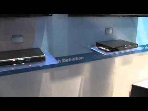 Panasonic DMP-BD30, DMP-BD50 : lecteurs Blu-ray et interactivité (CES 2008)