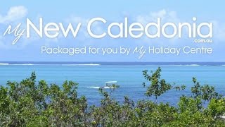 The team visits New Caledonia
