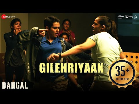 Download Gilehriyaan – Dangal | Aamir Khan | Pritam | Amitabh Bhattacharya | Jonita Gandhi HD Video