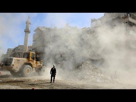 Σήμα κινδύνου από τον ΟΗΕ για την ανθρωπιστική καταστροφή στο Χαλέπι