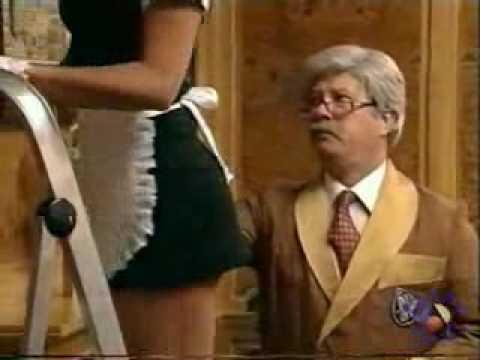 Viejo sexo con joven sirviente