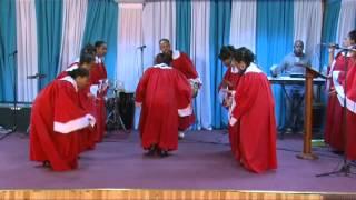 ABCC CHURCH BIRMINGHAM  CHOIR SUNDAY 27-01-2013
