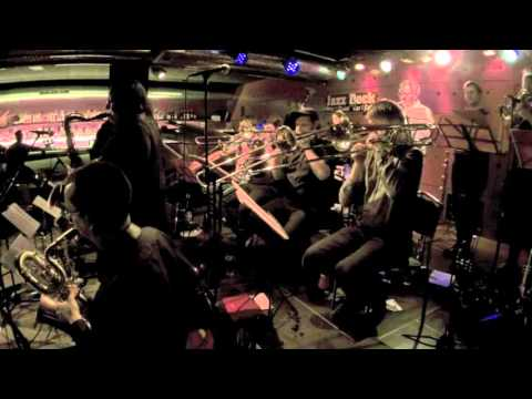"Andy Schofield Jazz Orchestra - ""Time Suspended"""