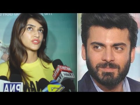 Kriti Sanon Speaks Up On Banning Pakistani Actors