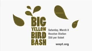 Join us the 2014 Big Yellow Bird Bash | NPT