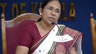 Health Minister's press meet