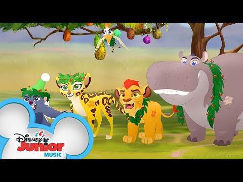 The Twelve Ways of Christmas | Music Video | The Lion Guard | Disney Junior