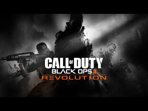 "Black Ops 2  ""Revolution,"" the first DLC Map Pack"