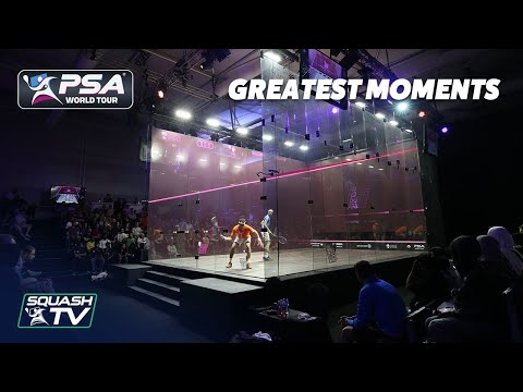 Squash: PSA World Tour Finals - Greatest Moments
