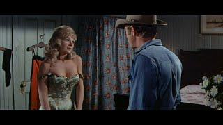 Download Video Steve McQueen and Joanna Moore. Sexy Scene. (Nevada Smith 1966) MP3 3GP MP4