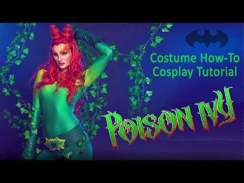 Poison Ivy Costume / Wig / Boots Guide