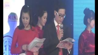 Chăn drap gối gệm Thế Linh ( Lễ trao giải Doanh nghiệp Việt vì người Việt )