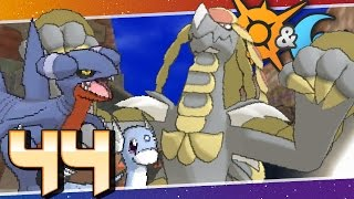 Pokémon Sun and Moon - Episode 44 | Trial of the Dragons! by Munching Orange