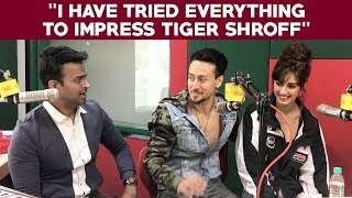 "Video Disha Patani says ""I have tried everything to impress Tiger Shroff"" MP3, 3GP, MP4, WEBM, AVI, FLV Januari 2019"
