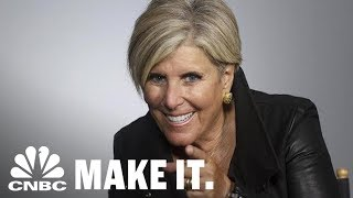 Suze Orman: Rich People All Do This One Thing That Makes Them Even Richer | CNBC Make It.