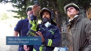 Jornadas de formación en técnicas de búsqueda y rescate en Estructuras Colapsadas con Bosch y APTB