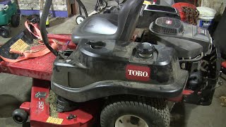 4. Toro MX5000 Zero-Turn Mower