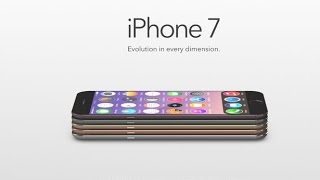 توقعات هاتف  ايفون 7 Apple Iphone, iPhone, Apple, iphone 7