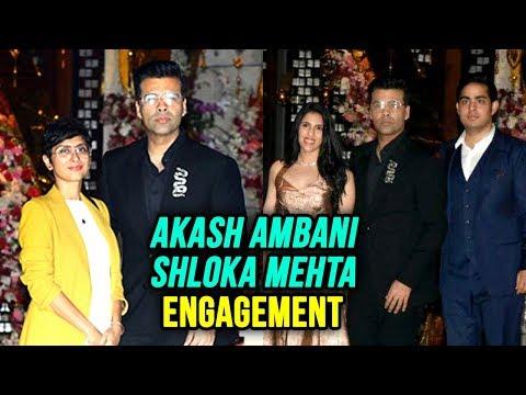 Karan Johar And Aamir Khan's Wife Kiran Rao At Aka