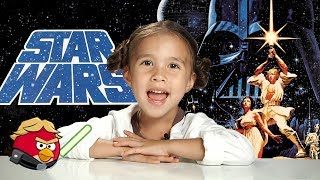 For today's Throwback Thursday video, we have Jillian in one of her first solo videos on EvanTubeHD?  This was the first time we tried to do a Princess Leia hairstyle.  But stay tuned, next week we've got a special music video coming out and Jillian will be revisiting her role as Princess Leia Organa!!!CHECK OUT OUR OTHER CHANNELS!EvanTubeHD: http://www.youtube.com/EvanTubeHDEvanTubeRAW: http://www.youtube.com/EvanTubeRAWEvanTubeGaming: http://www.youtube.com/EvanTubeGamingFOLLOW US!Instagram: http://www.instagram.com/evantubehdFacebook: https://www.facebook.com/EvanTubeHDTwitter: https://twitter.com/EvanTubeHDRoyalty Free Music by http://audiomicro.com/royalty-free-musicSound Effects by http://audiomicro.com/sound-effects