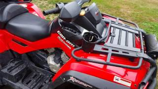 8. 2012 Can Am Outlander Max 650 XT-P
