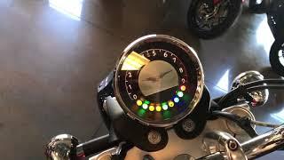 6. 2016 Moto Guzzi Eldorado Red
