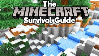 Designing a Working Ski Slope! • The Minecraft Survival Guide (Tutorial Let's Play) [Part 287]