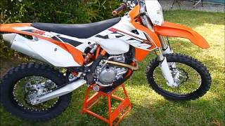 3. 2015 KTM 450xcw First Review