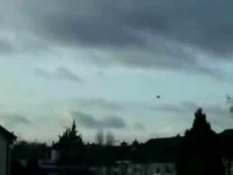 UFOs in November - new videos of the unexplained Video