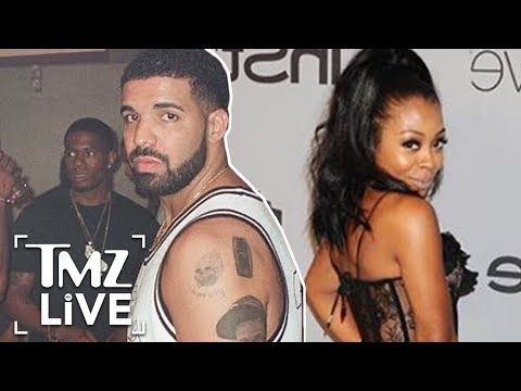Drake Shoots Down A Celeb! | TMZ Live