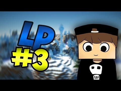 WTF?!? ГДЕ И́гла ?!?  - Let's Play #3 ВЫЖИВАНИЕ с МОДАМИ в Minecraft PE (0.16.0) !!!!